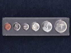 Kanada - Állatos sor 1967, 4 db ezüsttel (id8170)