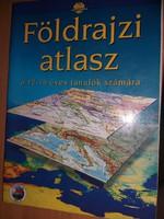 Földrajzi atlasz 2001.500.-Ft