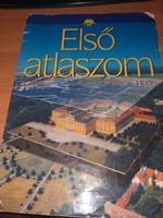 Martinovich Sándor: Első atlaszom 1998.500.-Ft