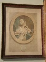 Augustin de Saint-Aubin (1736-1807) : Számítok a diszkréciójára - Esküm kötelez