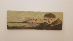 Olasz festő, G. Giorro : csodálatos pompei