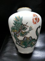 Müncheni porcelán váza