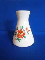 Bodrogkeresztúri kalocsai mintás kerámia váza