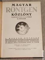 Magyar röntgen közlöny