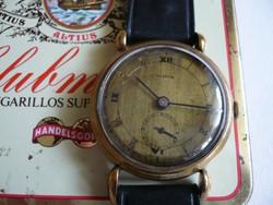 Nidor egy nagyon ritka és gyönyörű svájci óra az 1940-es évekből