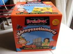 BrainBox környezetismeret oktató társasjáték
