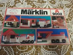 Marklin A 9002 építőjáték eladó
