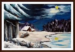 Czinóber - Karácsonyt várva ( keret nélkül )