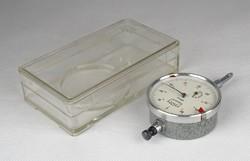 0W713 MOM Budapest mélységmérő műszer dobozában