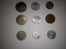 Érmék és bankjegyek!