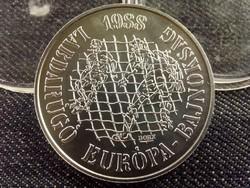 Labdarúgó Európa-bajnokság 1988 München ezüst 500 Forint/id 8138/