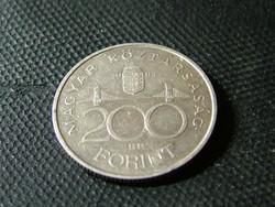 200 forint 1993