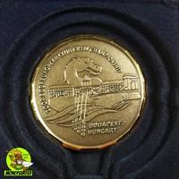 Magyar Sárkányhajósok Sport Emlékérme 2009 UNC