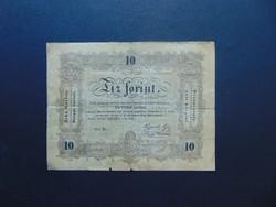 10 forint 1848 Kossuth bankó !!!