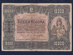 Magyar 10000 korona 1920 (nagyméretű)/id 8645/
