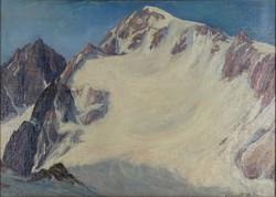 0W690 Horváth Béla : Alpok