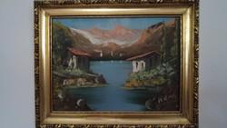 Régi olasz festmény