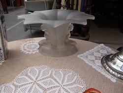 Art deco nőalakos váza