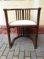 Jacob & Josef Kohn  jelzett thonet szék,íróasztalszék.Szép és ritka darab.1900 körül.