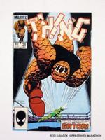 1985 ?  /  THE THING  /  Külföldi KÉPREGÉNY Szs.:  9728