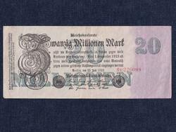 Német 20 millió márka 1923/id 6362/