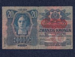 Osztrák-magyar 1 korona 1916/id 8258/