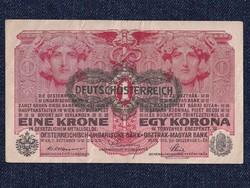 Osztrák-magyar 1 korona 1916/id 6544/