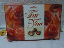 Régi desszertes (karton) doboz (For You, 2000)