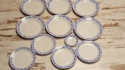 Zsolnay porcelán tányérok
