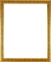 0W915 Aranyozott historizáló képkeret 40 x 50 cm