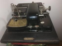 Antik írógép Mignon AEG