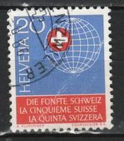 Svájc 0012 Michel 841     0,30 Euro