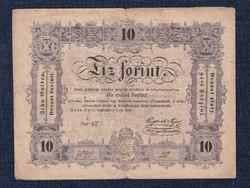 10 Forint 1848 sor AF/id 8927/