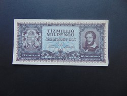 10 millió milpengő 1946 Szép ropogós bankjegy !  01