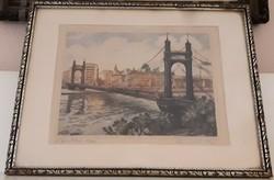 Emil Wanke: Prágai híd