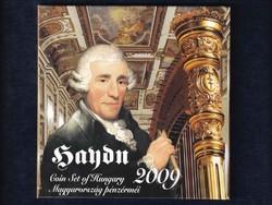 Haydn forgalmi sor 2009 PP ezüsttel/id 8969/