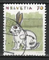 Svájc 0050 Michel 1436     0,80 Euro