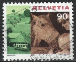 Svájc 0068 Michel 1769     1,20 Euro