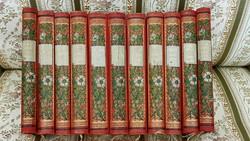 B Eötvös József  munkái , Ráth Mór kiadása 1890-es évek
