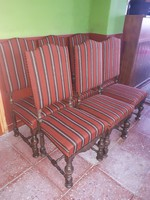 6db. Neoreneszánsz szék