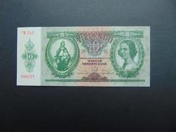 Csillagos 10 pengő 1936  Nagyon szép bankjegy 02 !