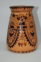 Keramos Rt. (Endrődi): Díszes  mintázatú váza (1924)