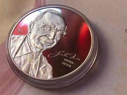 Gábor Dénes ezüst 3000 Ft 31,46 gramm 0,925 PP Ritka