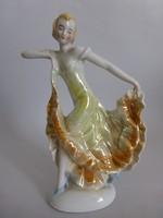 Német art deco balerina