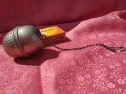 Antik teafű szűrő