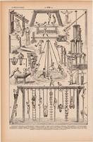 Torna, testnevelés II., nyomat 1923, francia, 19 x 29 cm, lexikon, eredeti, egyszínü, gimnasztika
