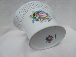 Kezifestesu porcelan vaza