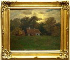 Tordai Székely: Ház az erdő szélén