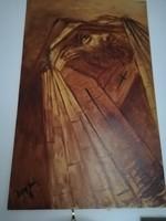 A magyar Salvador Dali festménye eladó