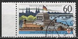 Pecsételt Német 0040 Mi 1583  y       35,00 Euró